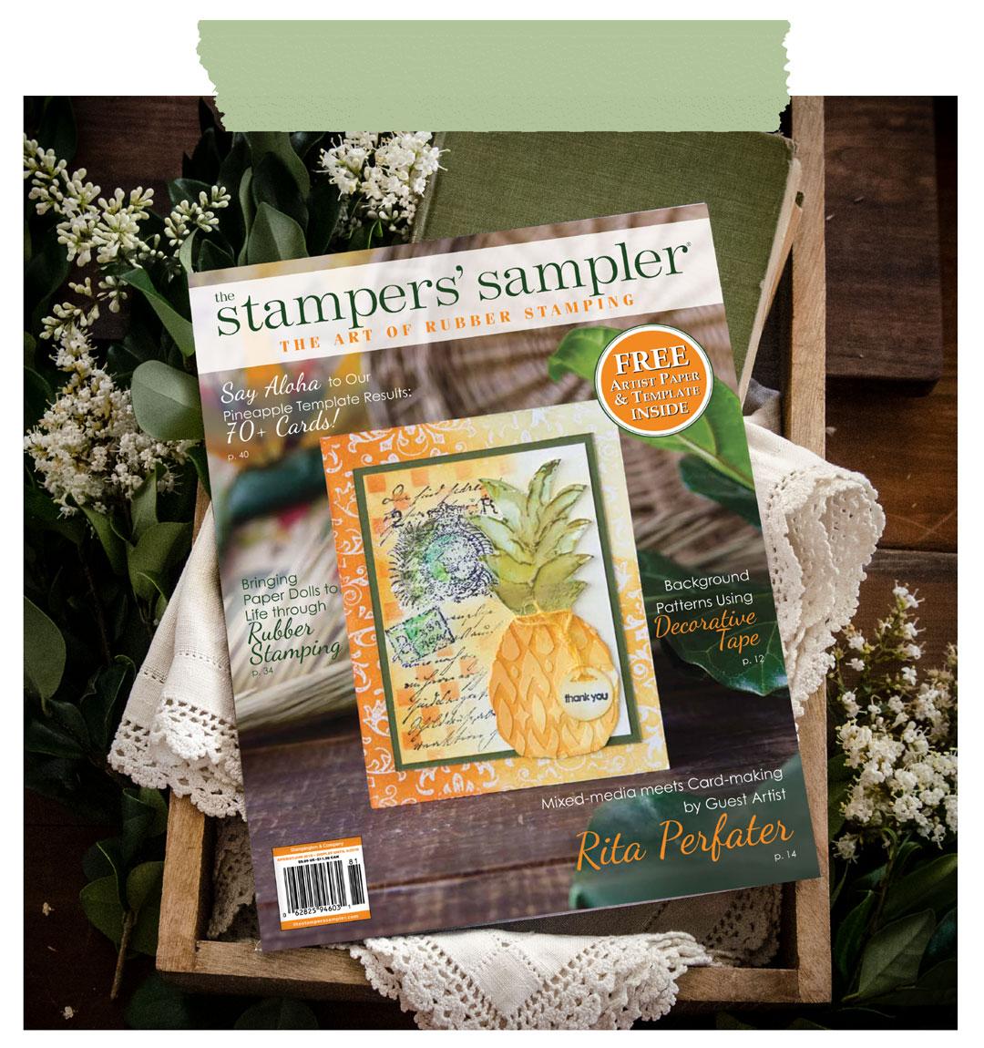 The Stampers' Sampler